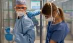 Coronavirus en personal sanitario: 30 contagios a la hora en un solo día