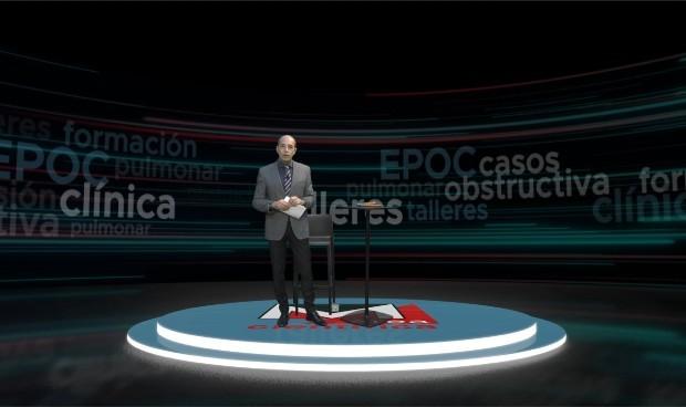 """EPOC   """"Infradiagnosticada y el uso de la espirometría es insuficiente"""""""