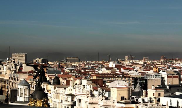 Escenario 3 de contaminación en Madrid, ¿qué recomiendan los neumólogos?
