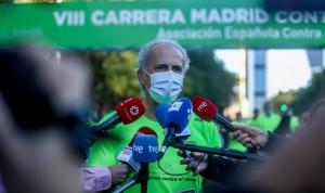 """Escudero lamenta que todavía haya gente """"inconsciente"""" frente al Covid-19"""