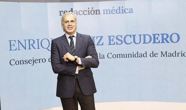 """Escudero: """"Si existen garantías para que Madrid compre vacunas, lo haremos"""""""