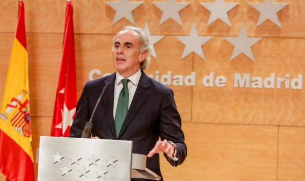Madrid reestructura la Consejería de Sanidad con dos nuevas direcciones