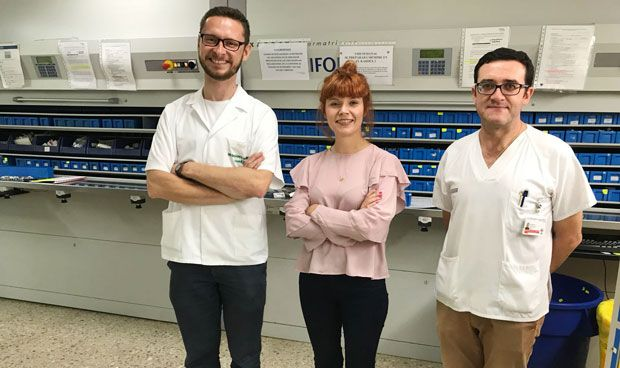 Espa�a acoge las primeras pr�cticas de farmac�uticos de hospital polacos