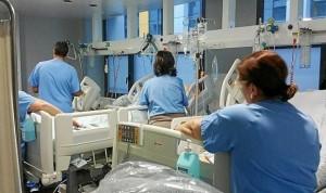 España necesita 110.000 enfermeras más para alcanzar las ratios europeos