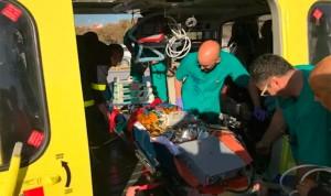 España logra el primer traslado pediátrico con soporte extracorpóreo