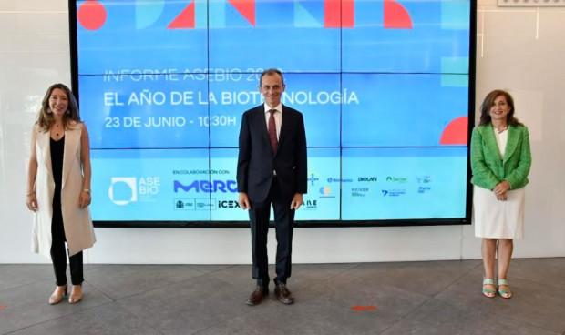 España, octava potencia mundial en producción científica en biotecnología