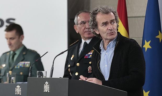 España registra 390 sanitarios más con Covid-19 en 24h; 31.053 en total