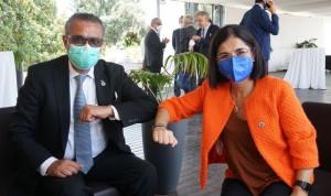 España respaldará la reelección de Tedros Adhanom para dirigir la OMS