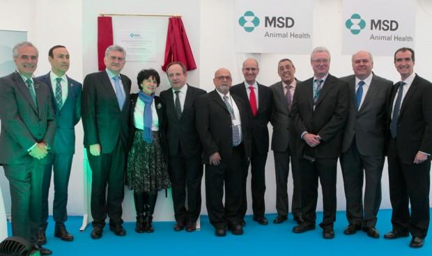 España será centro productor mundial de vacunas para aves de MSD
