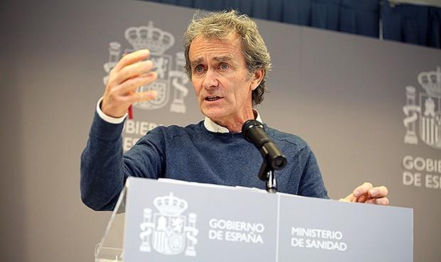 """España solo valora el riesgo alto de coronavirus """"en zonas muy concretas"""""""