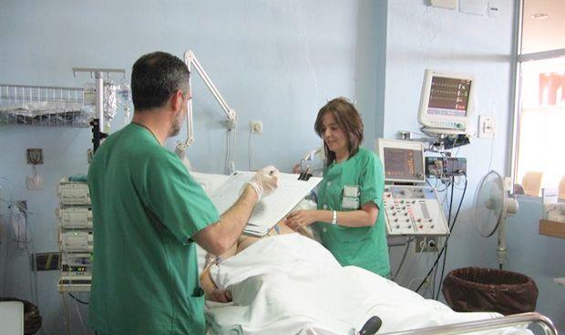 Estabilizada en la UCI, la mujer tratada con ozono rectal por un homeópata