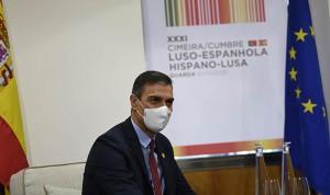 """Sánchez sobre el estado de alarma en Madrid: """"Pensemos en los sanitarios"""""""