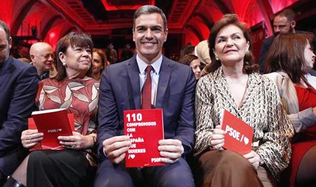 "Estas son las 13 promesas del PSOE para ""renovar"" la sanidad española"