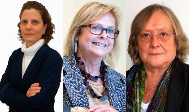 Estas son las 3 candidatas a presidir a toda la Enfermería barcelonesa