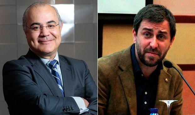 Estas son las acusaciones del Supremo contra Antoni Comín