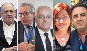 Estas son las cinco caras llamadas a liderar el sindicato médico español