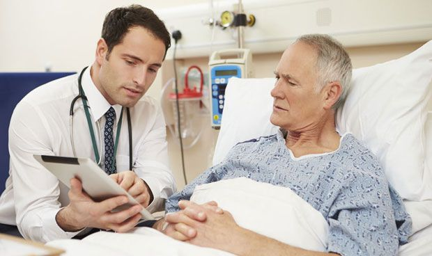 Este manual enseña al sanitario a dar malas noticias al paciente