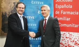 Esteve y Sefac apoyan la implantación del Plan de Adherencia en la farmacia