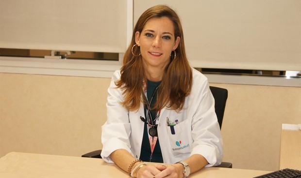 Esther Holgado, nueva jefa de Oncología Médica del Hospital La Luz