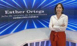 Esther Ortega, nueva jefa de Especialidades de Redacción Médica