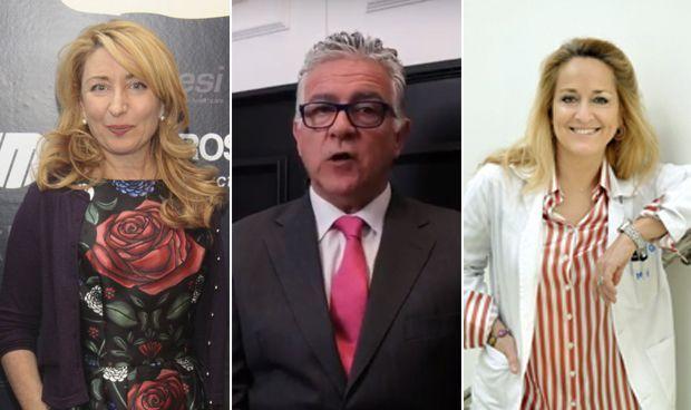 Estos son los 3 candidatos para presidir a los médicos valencianos