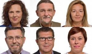 Estos son los nuevos diputados sanitarios en las Cortes Valencianas
