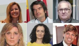 Estos son los nuevos responsables de la sanidad madrileña