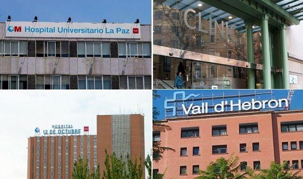 Estos son los mejores hospitales de España en cada especialidad médica
