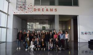 Estudiantes del Grado de Integración Social visitan el Hospital de Dénia