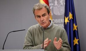 Menos del 10% de la población española tiene anticuerpos Covid, según Simón