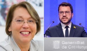 Europa avala el decreto catalán para enviar datos de vacunación a terceros