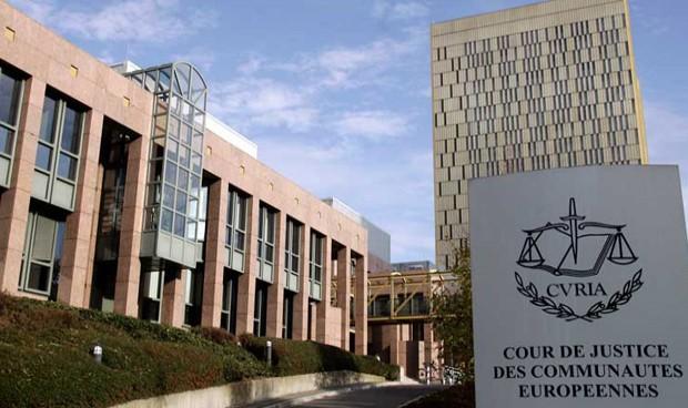 Exteriores del Tribunal de Justicia de la Unión Europea en Luxemburgo.