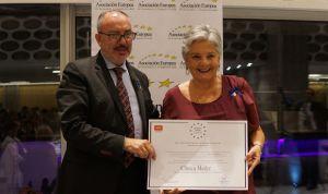 Europa premia a la Clínica Medyr con la Medalla de Oro al Mérito al Trabajo