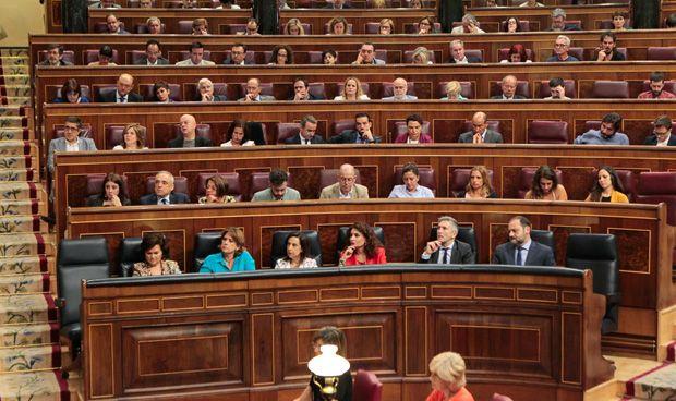 Eutanasia: el Congreso tumba la enmienda del PP y la ley sigue su trámite