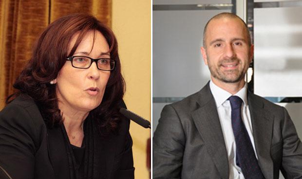 Eva López y José Marcilla