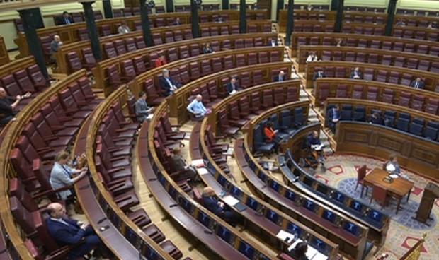 Examen del Congreso a Sánchez y Darias por el Estado de Alarma