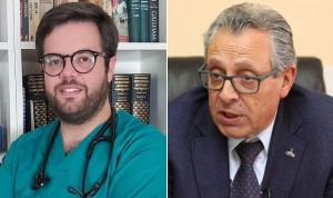 Los médicos ponen deberes a Martínez: fecha MIR y un