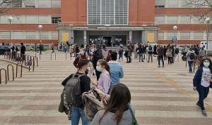 GALERÍA | El examen MIR 2021, en imágenes