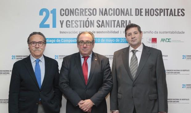 Exministros, policías e 'influencers', al Congreso de Hospitales