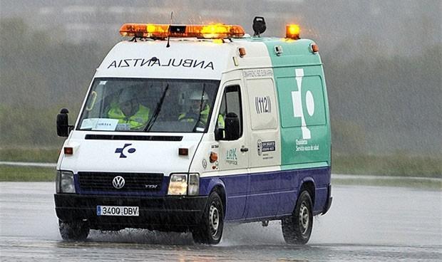 Expectación por un 'nombre prohibido' en el mundo de las ambulancias