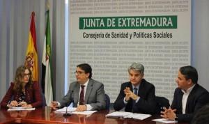 Extremadura reduce del 21 al 8% la temporalidad de la plantilla del SES
