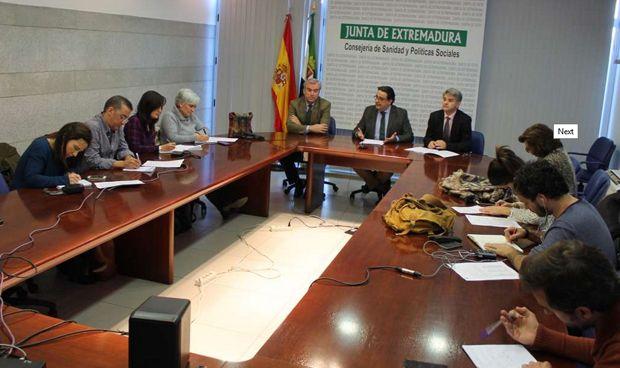 Extremadura reduce las incidencias en el trasporte sanitario terrestre