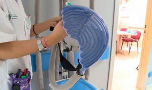 Extremadura utiliza un casco para evitar la calvicie por la quimioterapia