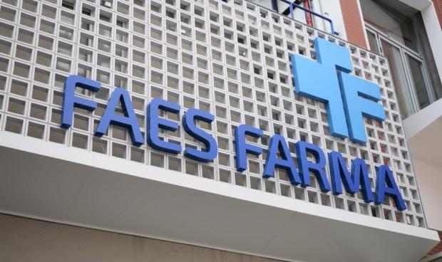 Faes Farma gana un 3,1% más en el primer trimestre, hasta los 21,5 millones