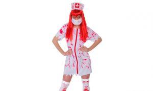 Falda corta y cofia: la imagen sexista de Enfermería vuelve en Halloween