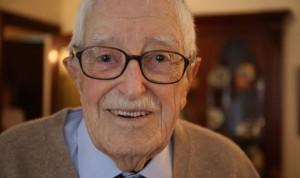 Fallece a los 107 años José Ramón Díaz, el médico más longevo de España