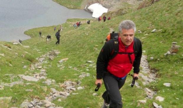 Fallece en el Everest el médico español Alberto Rubio
