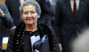 Fallece Simone Veil, la ministra de Sanidad pionera en legalizar el aborto