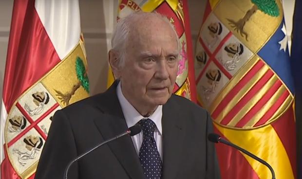 Fallece Vicente Comet, consejero aragonés del altruismo