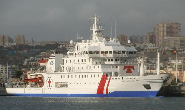 Falta de personal y 'caos' organizativo en los buques sanitarios españoles